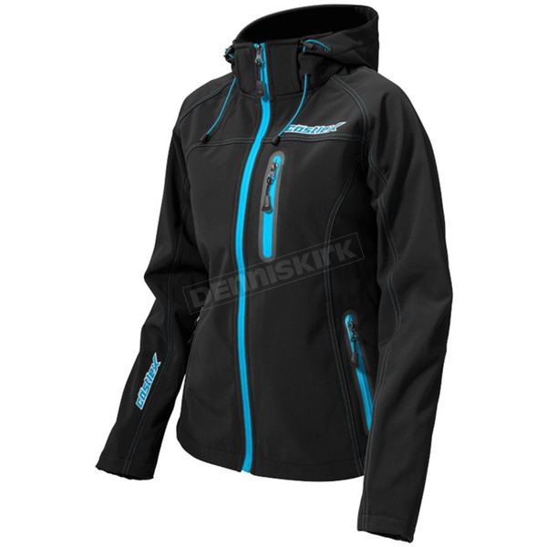 Castle X Women's Reflex Blue Barrier Tri-Lam Jacket - 71-0826