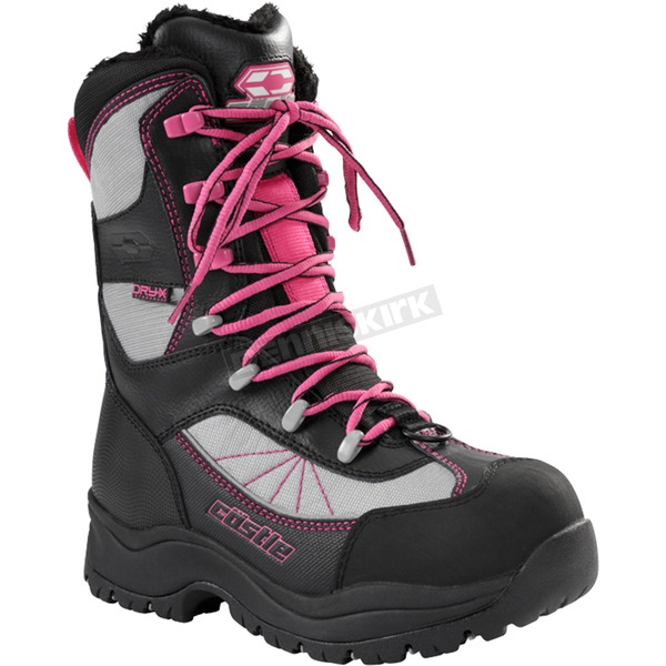 Castle X Women's Gray Force 2 Boots - 84-2331