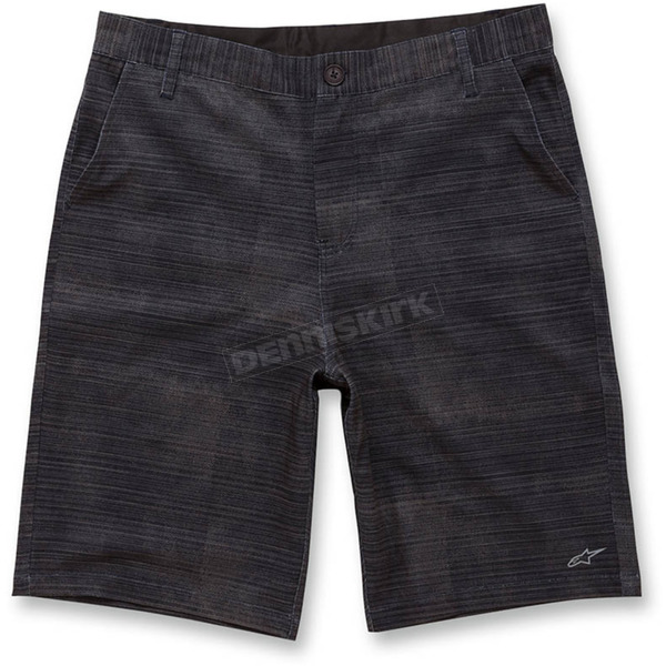 Alpinestars Black Pinned Hybrid Walkshorts - 103623002-10-32