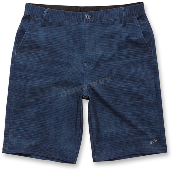 Alpinestars Blue Hybrid Walkshorts - 103623002-72-28