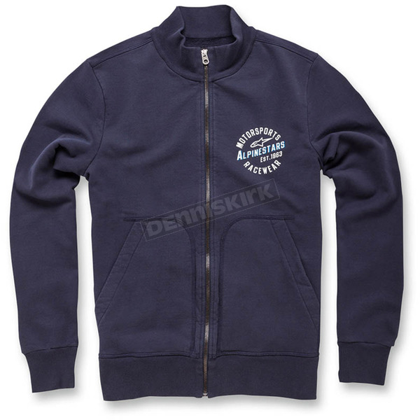 Alpinestars Navy Dial Fleece - 103653001-70XL