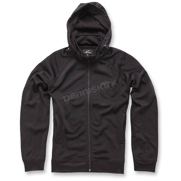 Alpinestars Black Advantage Jacket - 1036-11005-10L