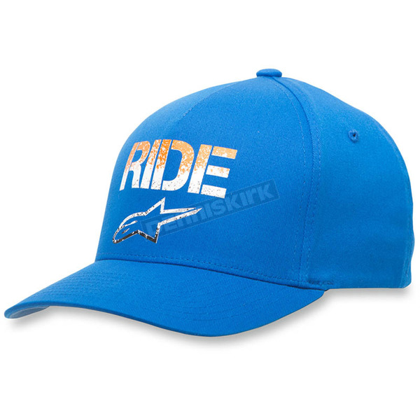 Alpinestars Blue Ride Speckle Hat - 103681008-72LXL