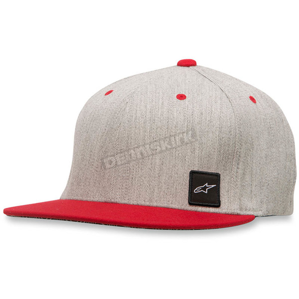 Alpinestars Red Descent Hat - 103681020-30SM