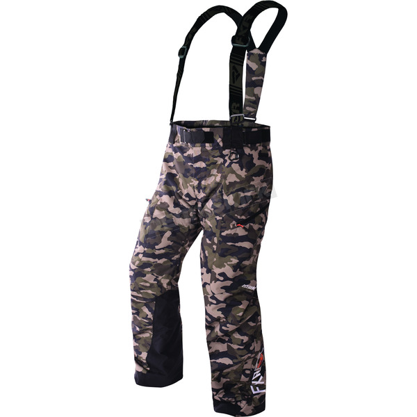 FXR Racing Army Urban Camo Squadron Pants - 170101-7600-10