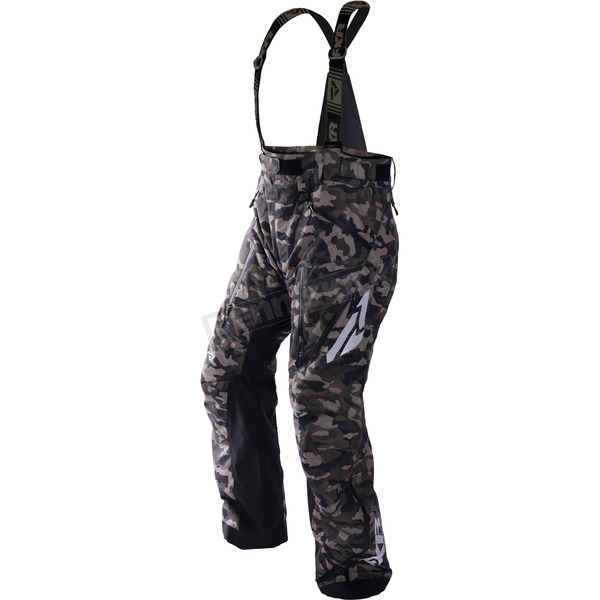 FXR Racing Army Urban Camo/Black Mission X Pants - 170112-7600-19