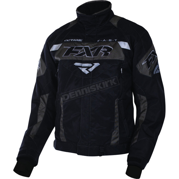 FXR Racing Black Ops Octane Jacket - 170006-1010-07