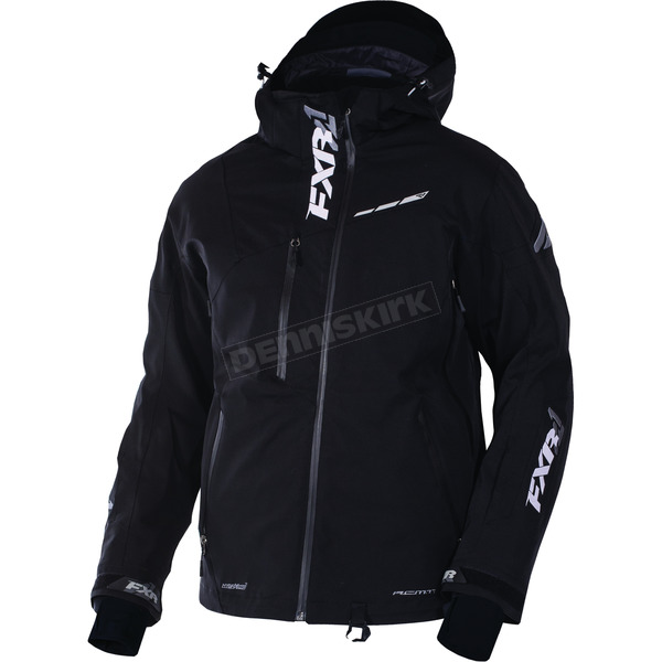 FXR Racing Black Renegade X Jacket - 170012-1000-13