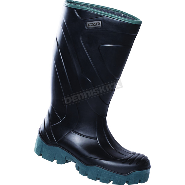FXR Racing Black Svalbard Boots - 170700-1000-05