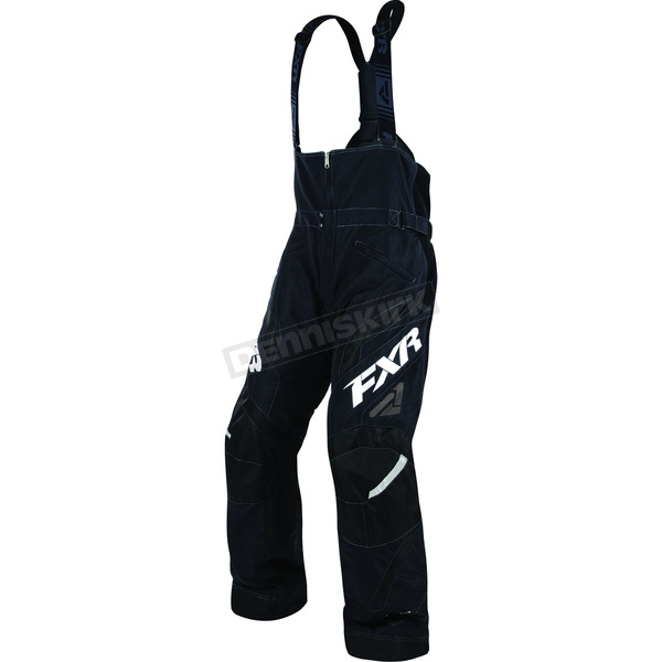 FXR Racing Black Team FX Pants - 170105-1000-25