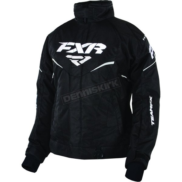 FXR Racing Women's Black Team Jacket - 170208-1000-02