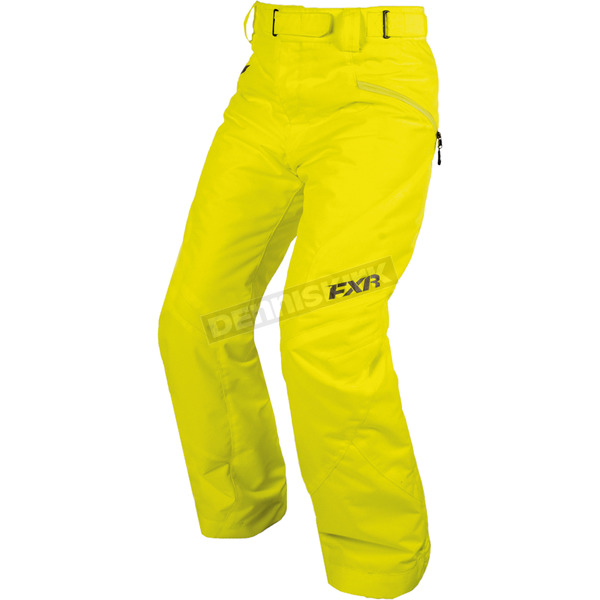 FXR Racing Women's Hi-Vis Fresh Pants - 170302-6500-02