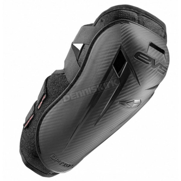 EVS Sports Mini Black Option Elbow Guard - OPTE16-BK-M