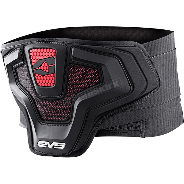 EVS Sports Black BB1 Celtek Kidney Belt - KBBB1-L