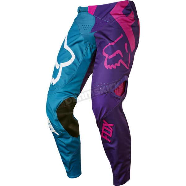 Fox Teal 360 Creo Pants - 17246-176-34