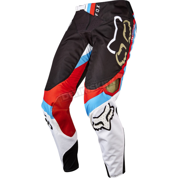 Fox Black 360 Rohr Pants - 17248-001-36