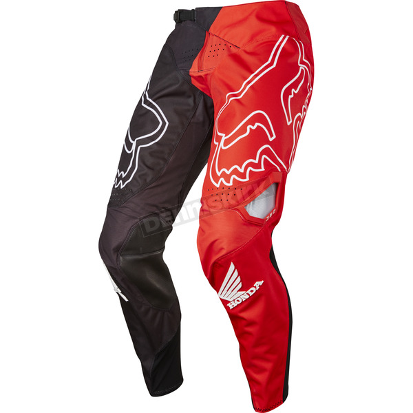 Fox Red 360 Honda Pants - 17250-003-36