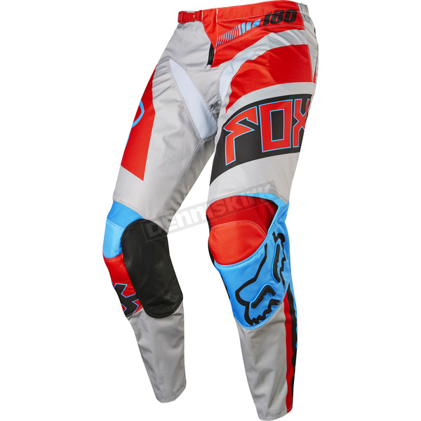 Fox Gray/Red 180 Falcon Pants - 17256-037-34