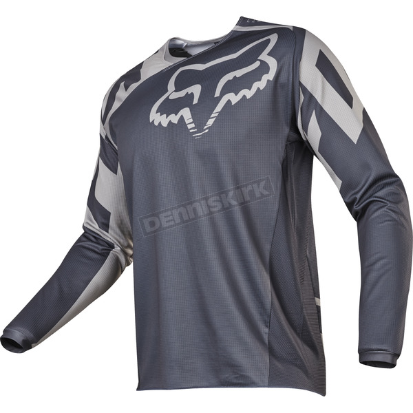 Fox Charcoal Legion LT Offroad Jersey - 18236-028-XL
