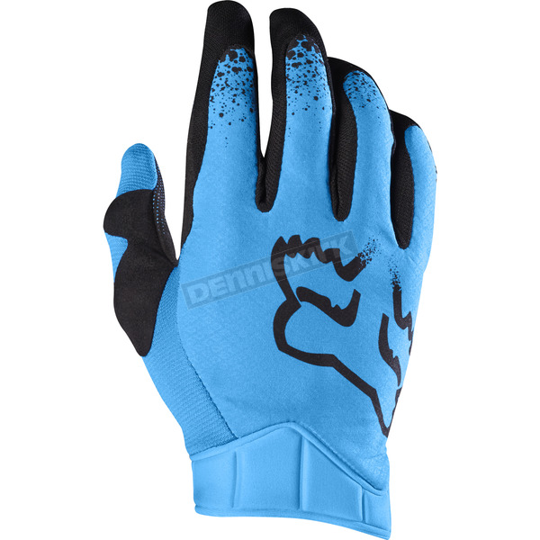 Fox Blue Airline Moth Gloves - 17287-002-2X