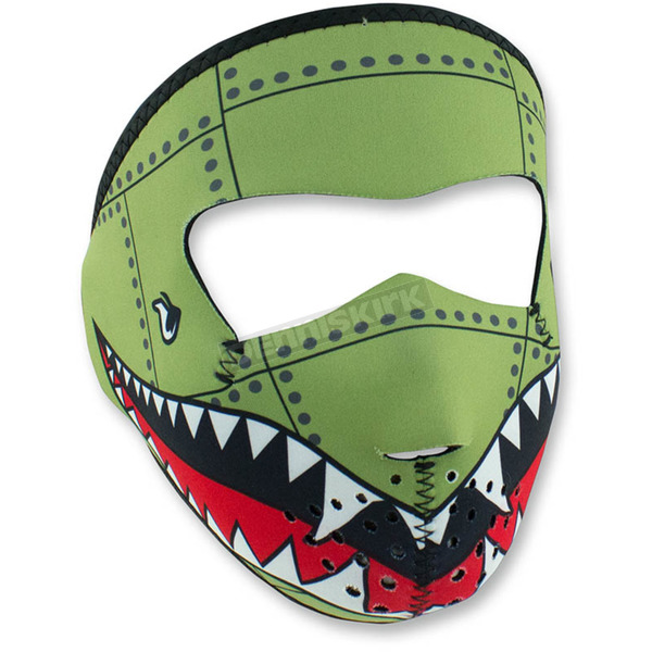 Zan Headgear Bomber Full Face Mask - WNFMS010