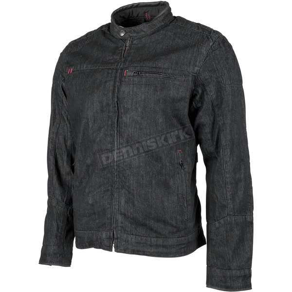 Speed and Strength Black Overhaul Denim Jacket - 884273