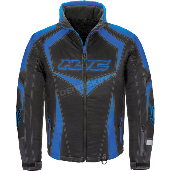 HJC Black/Blue Survivor Jacket - 1613-024
