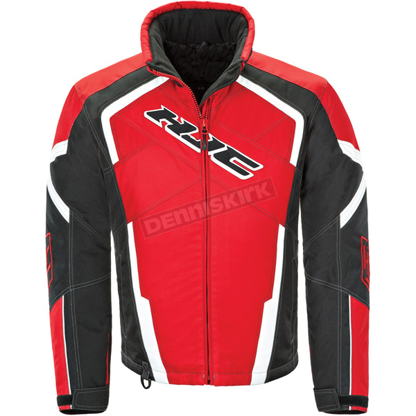 HJC Black/Red Storm Jacket - 1617-013