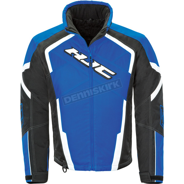 HJC Black/Blue Storm Jacket - 1617-025