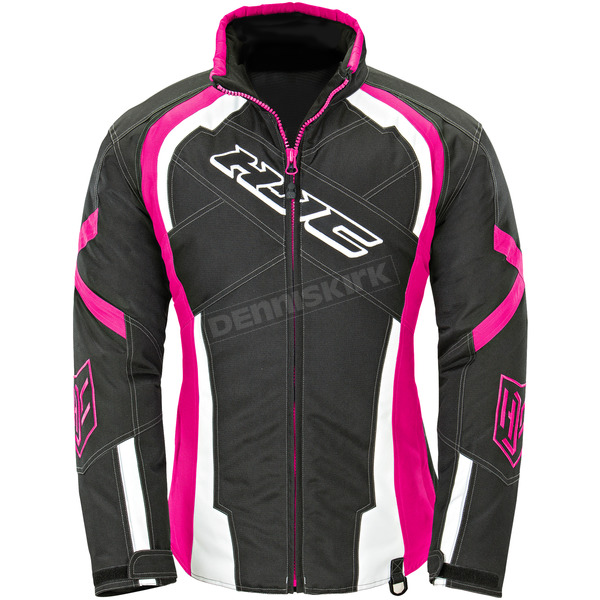 HJC Women's Black/Pink Storm Jacket - 1619-094