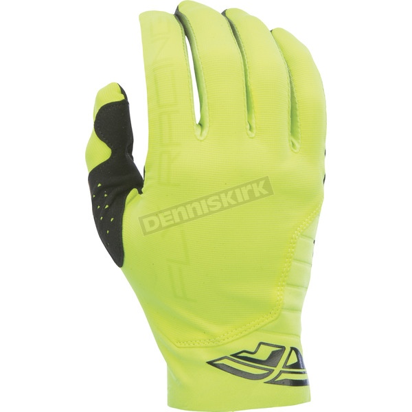 Fly Racing Hi-Vis Pro Lite Gloves - 370-81911