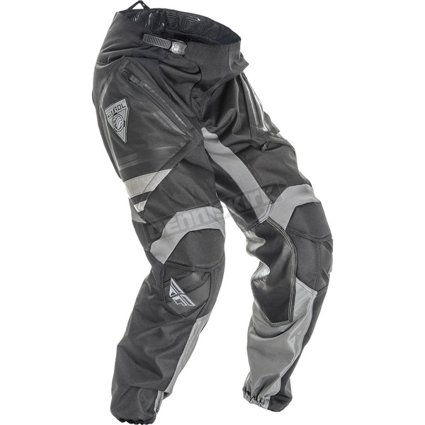 Fly Racing Black Patrol XC Pants - 369-69032