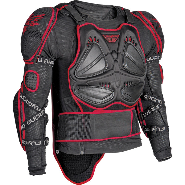 Fly Racing Long Sleeve Barricade Body Armor Suit - 360-9801S