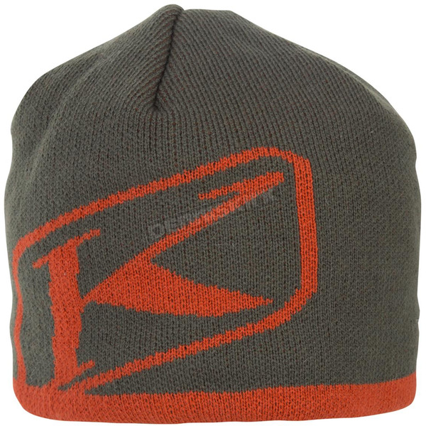 Klim Green/Orange Beanie  - 3133-002-000-300