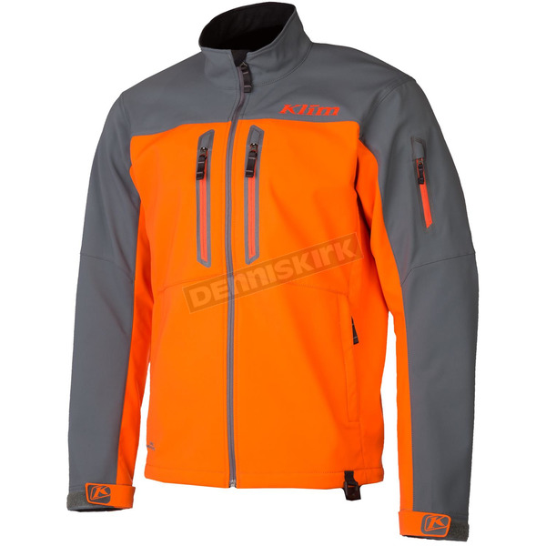 Klim Orange/Gray BrownInversion Jacket - 3349-005-130-400