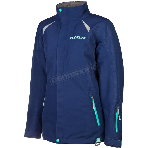 Klim Women's Blue Allure Jacket - 3369-005-140-200