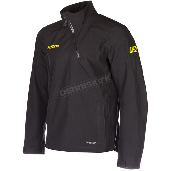 Klim Black PowerXross Pullover Jacket - 3572-007-160-000