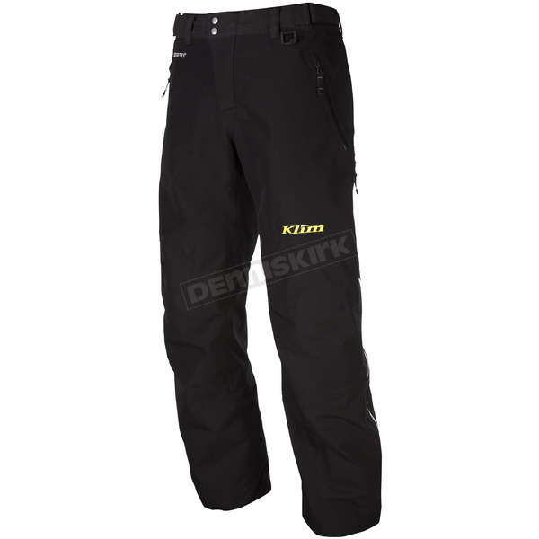 Klim Black PowerXross Pants - 3573-007-150-000