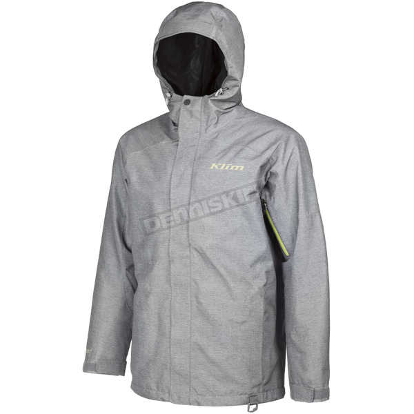 Klim Dark Gray Instinct Parka - 4040-002-160-660