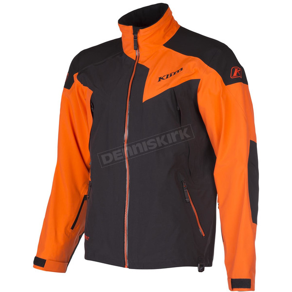 Klim Orange/Black Stealth Jacket - 6050-001-140-400
