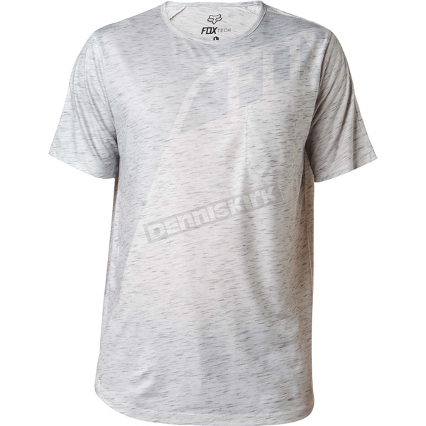 Fox Heather Gray Seca T-Shirt - 18851-040-M