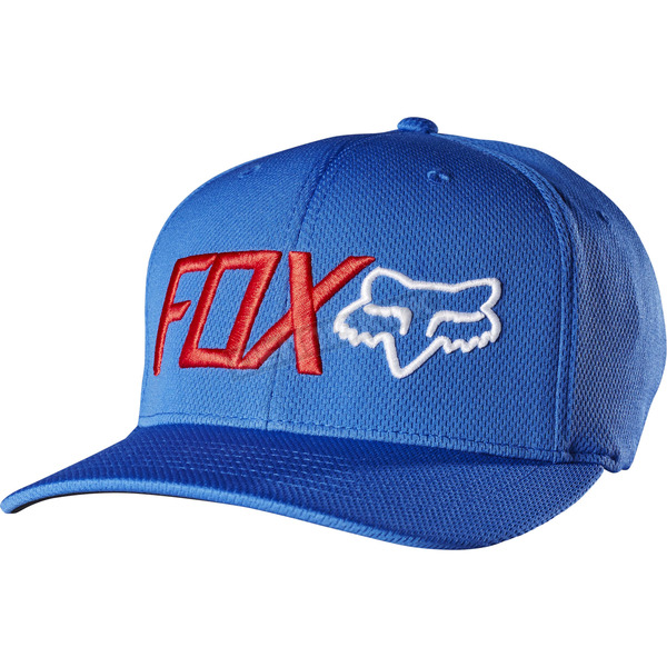 Fox Blue Trenches Flex-Fit Hat - 18733-002-S/M