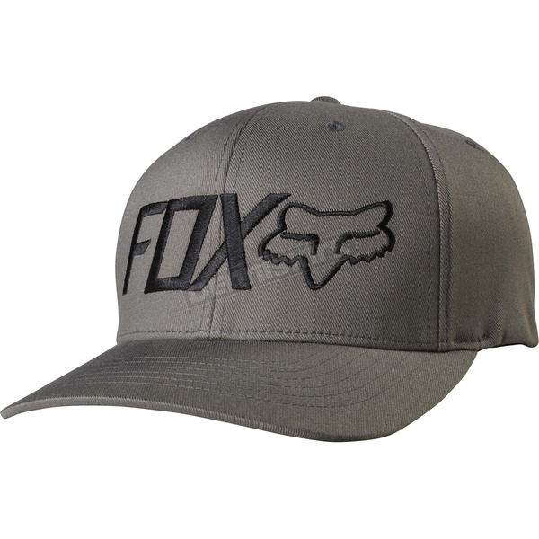Fox Graphite Draper Flex-Fit Hat - 18734-103-L/XL