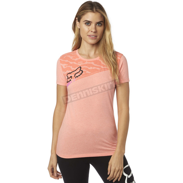 Fox Women's Melon Activated Crew T-Shirt - 18548-413-XL
