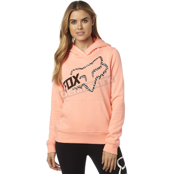 Fox Women's Melon Reacted Hoody - 19057-413-S