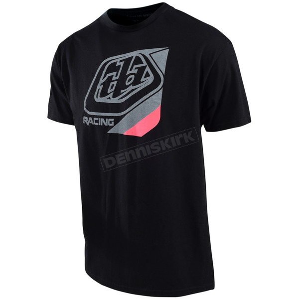 Troy Lee Designs Black Precision T-Shirt - 701352293
