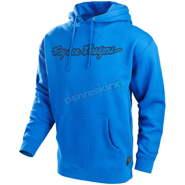Troy Lee Designs Royal Signature Pullover Hoody - 731037883