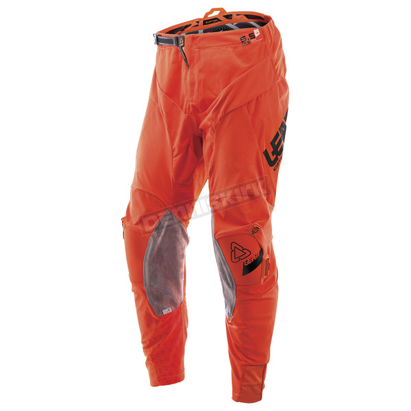 Leatt Orange/Black GPX 5.5 I.K.S. Pants - 5017610603