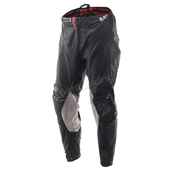 Leatt Black/Gray GPX 5.5 I.K.S. Pants - 5017610643