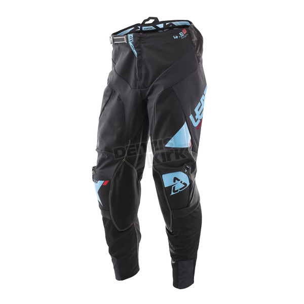 Leatt Black/Blue GPX 4.5 Pants - 5017610725
